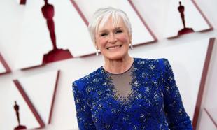 Glenn Close en los Premios Oscar 2021