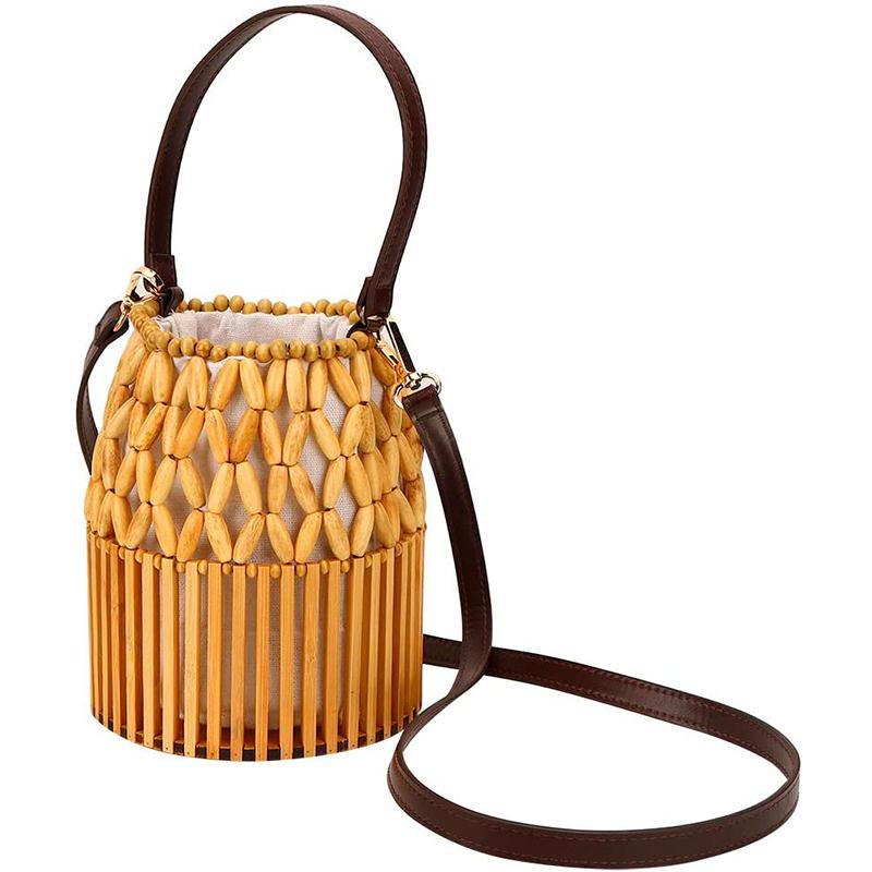 Bolsa de bambú de Zerodis