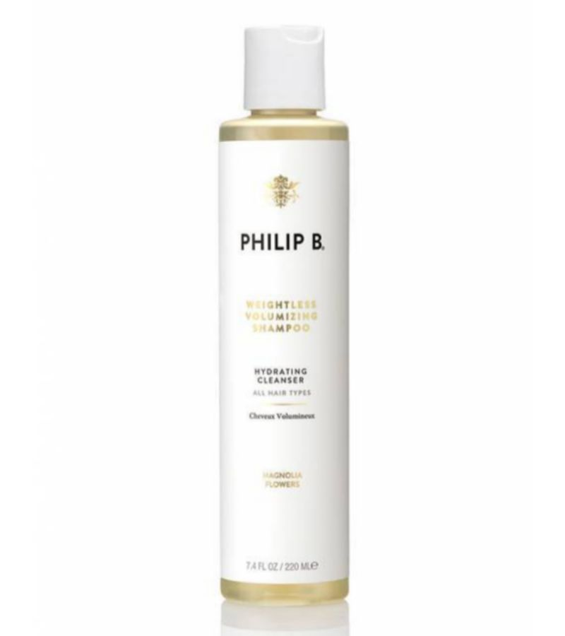 Champú Weightless Volumising para todo tipo de cabellos de Philip B, disponible en Douglas