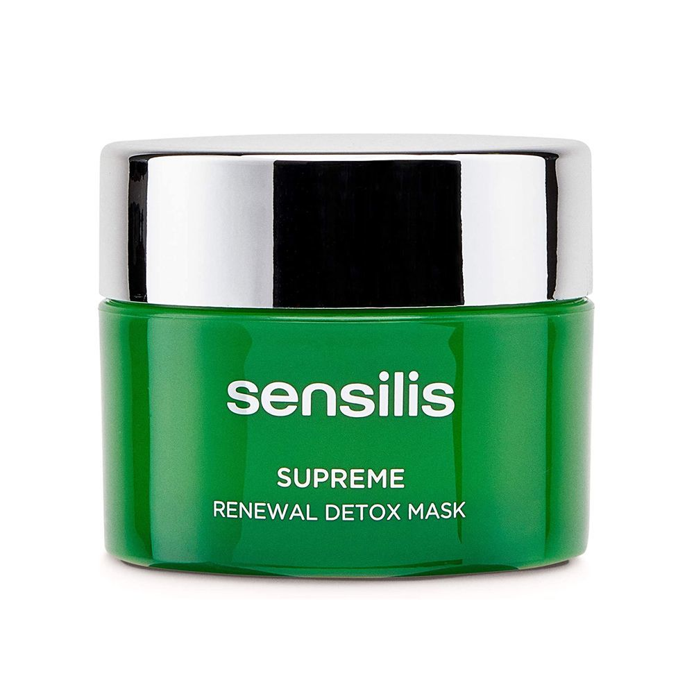 Mascarilla detoxificante Renewal Detox Supreme de Sensilis.