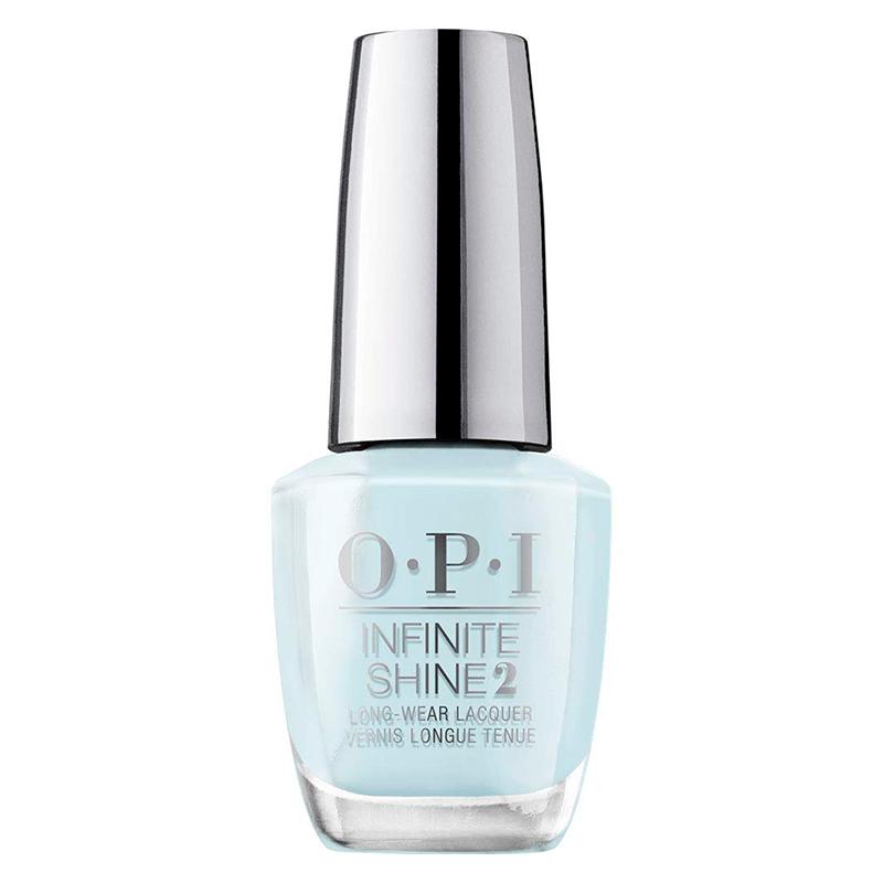 Laca de uñas color azul