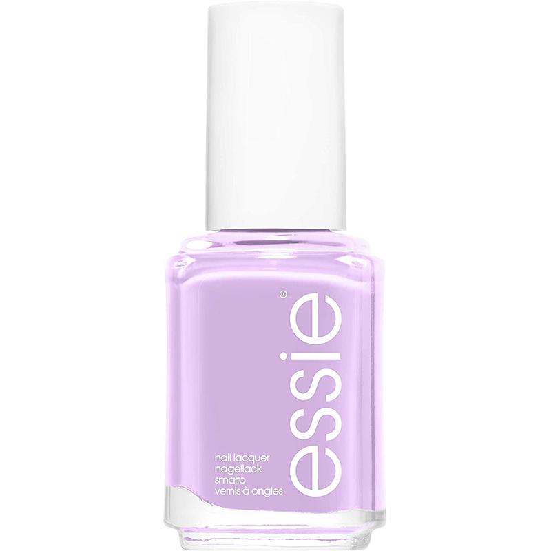 Laca de uñas lila
