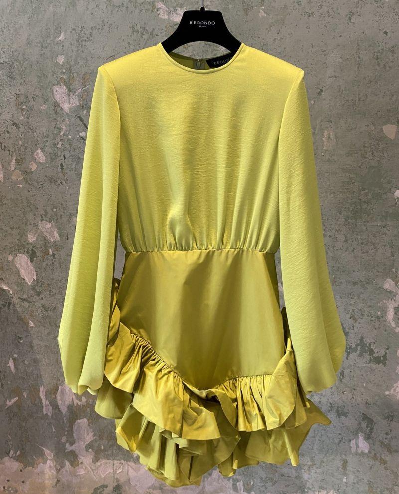 Vestido Martina de Redondo Brand (169 euros)
