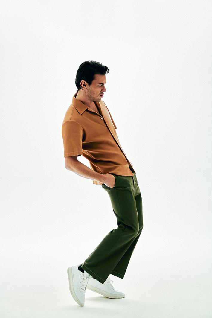 Mario Casas lleva 15 años en la interpretación, y cuenta con 23 películas y 7 series en su currículum.
