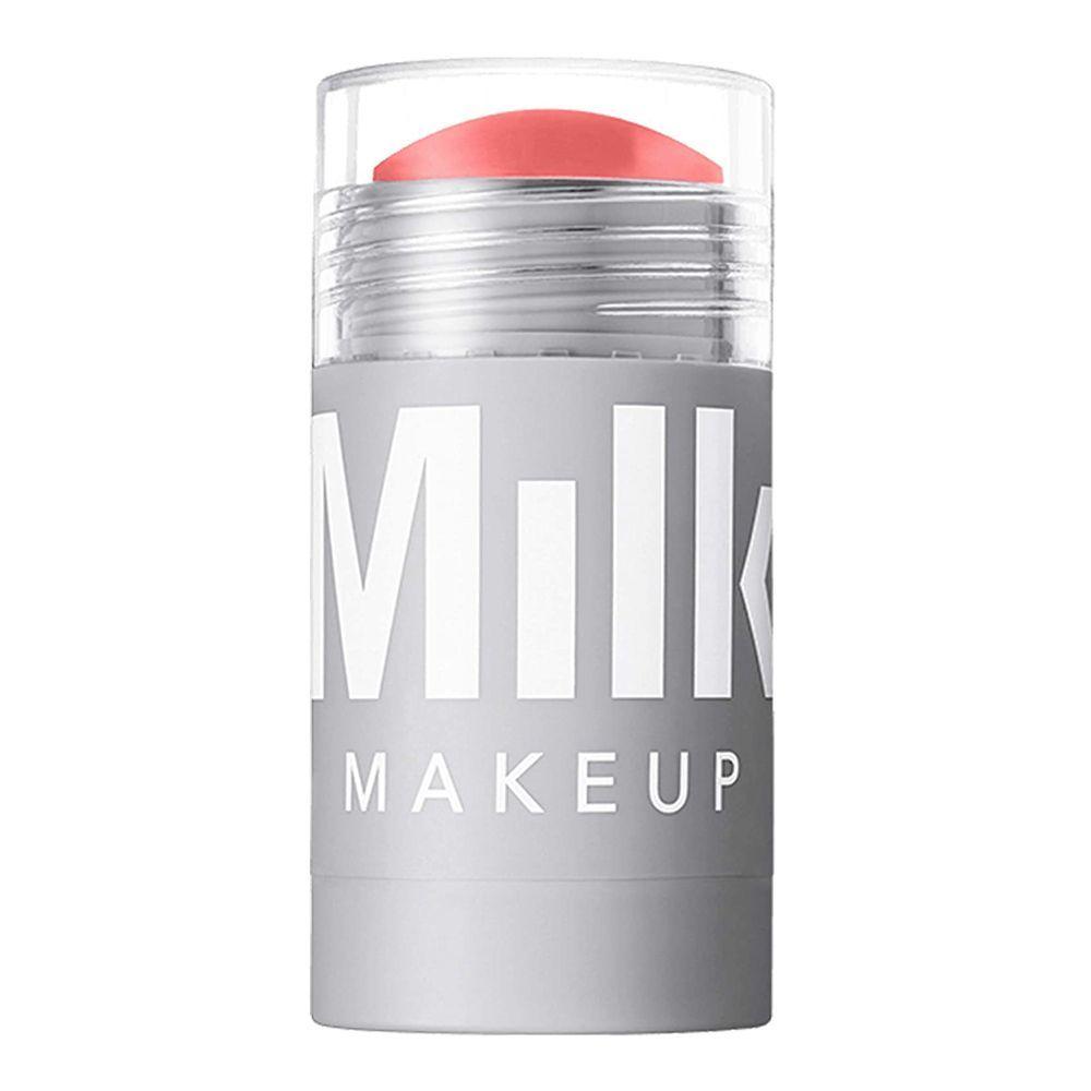 Labial y colorete Lip and Cheek Stick de Milk Make Up.