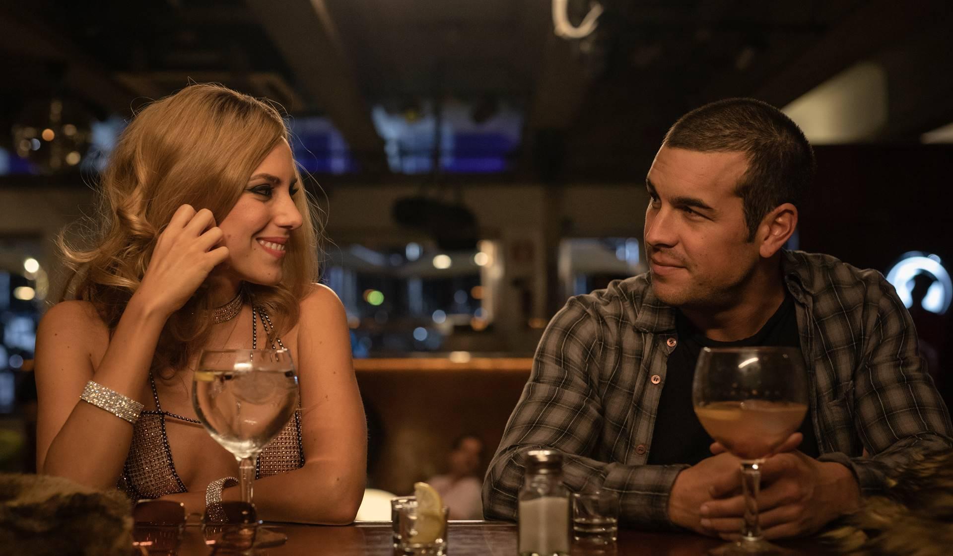 """Aura Garrido interpreta Olivia, la esposa de Mario Casas en """"El Inocente"""", de Netflix."""