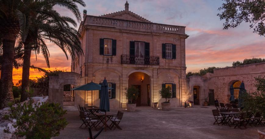 Hotel Alcaifar Vell, Menorca.