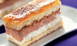 Pasteles de tarta de San Marcos