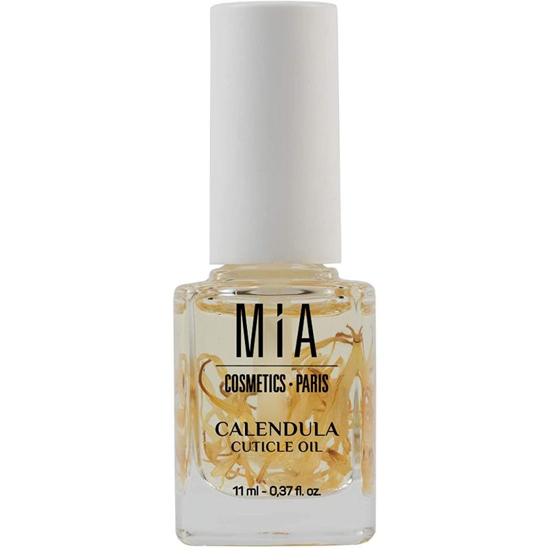 Aceite para las cutículas y las uñas de Mia Cosmetics.