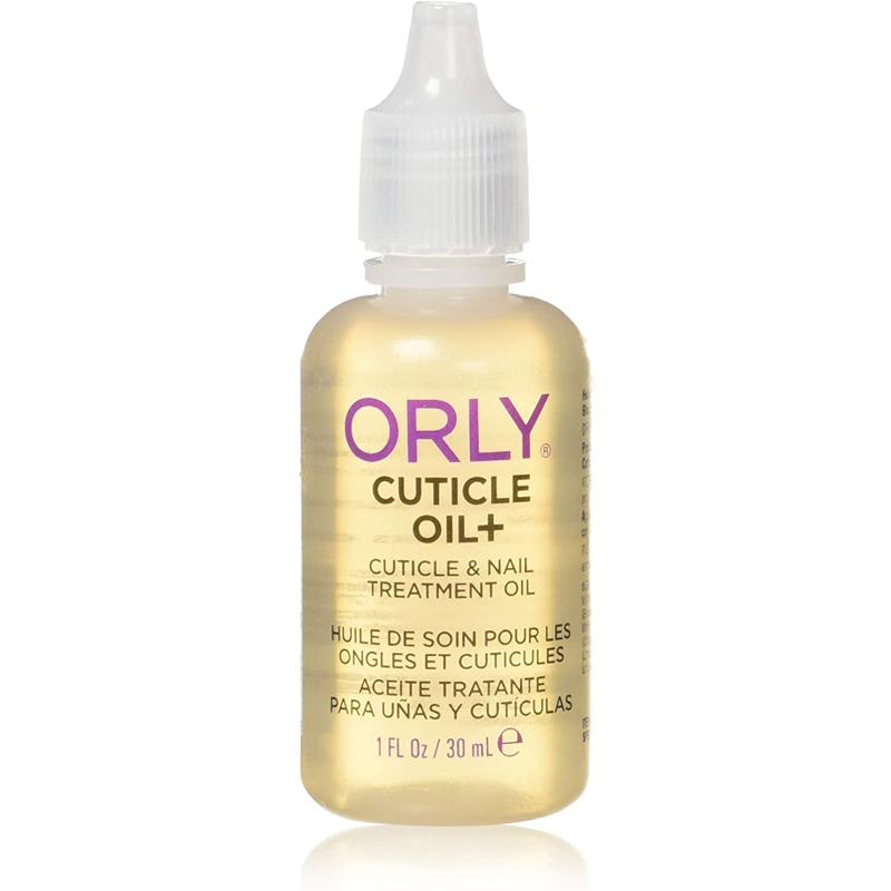 Aceite de tratamiento para hidratar uñas y cutículas de Orly.