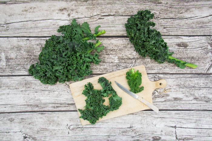 Planta de Kale