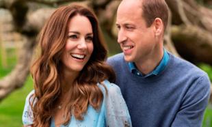 Los Duques de Cambridge en su décimo aniversario de boda