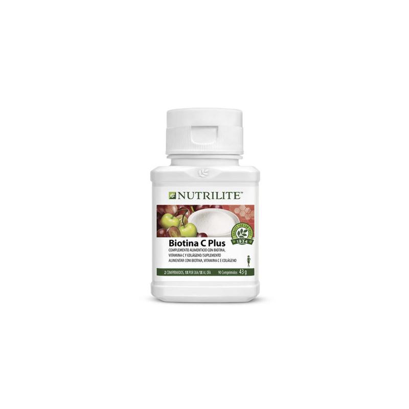 Biotina C Plus de Nutrilite