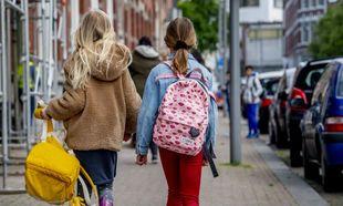 Acoso escolar educación niños