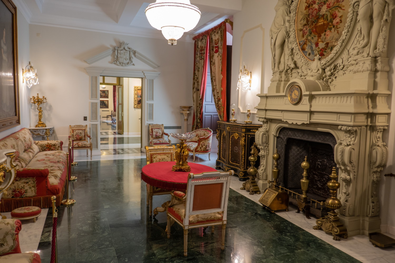 Museo Palacio de los Golfines de Abajo, en Cáceres