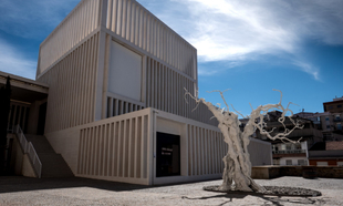 Museo de Arte Contemporáneo Helga de Alvear, en Cáceres.