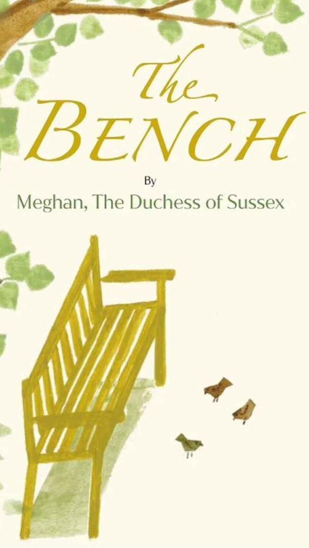 """""""The bench"""" , el primer libro infantil escrito por Meghan Markle, se publica el 8 de junio."""