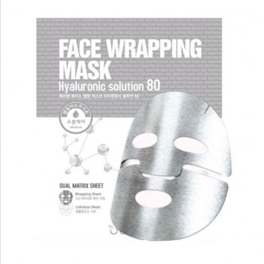 Face Wrapping Mask Hyaluronic Solution 80 de Berrisom (disponible en Miin Cosmetics)