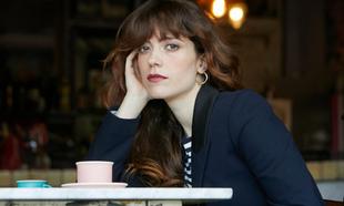 Itsaso Arana en Café María Pandora de Madrid