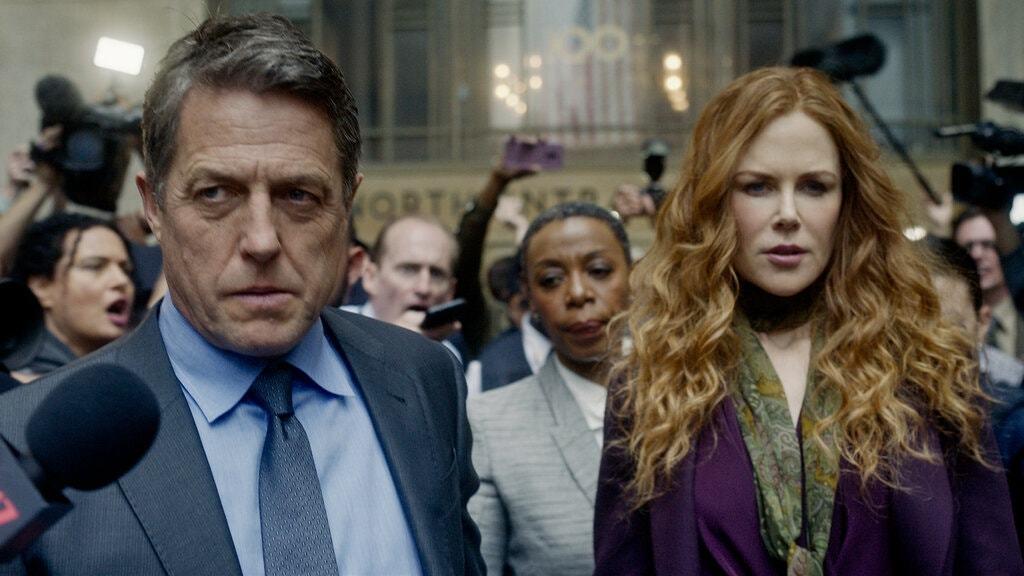 "Hugh Grant y Nicole Kidman protagonizan la serie ""The Undoing"", en HBO."
