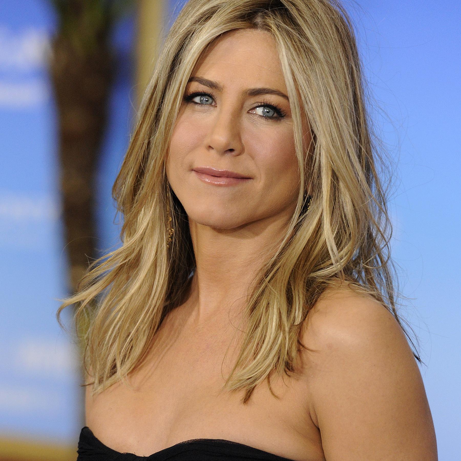 Jennifer Aniston ha llevado siempre las mechas rubias que no pasarán de moda.