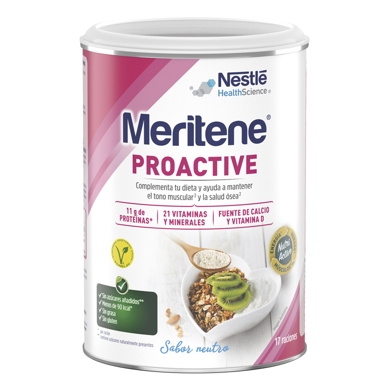 Meritene® ProActive.