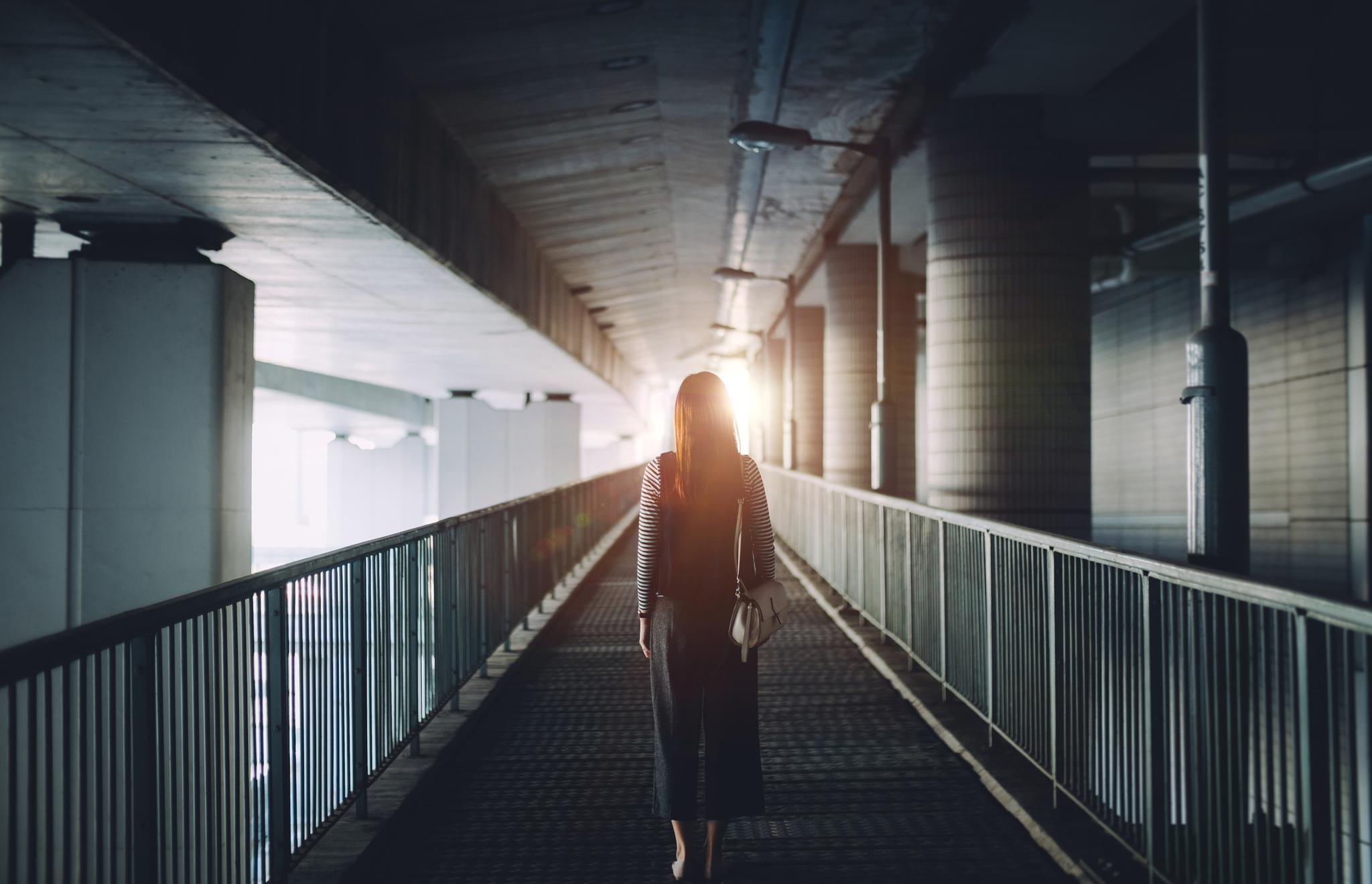 El 89% de las mujeres encuestadas por LÓréal confesó que ha sufrido acoso persecutorio.