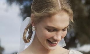 Las joyas de la boda juegan un papel decisivo en el look de la novia.