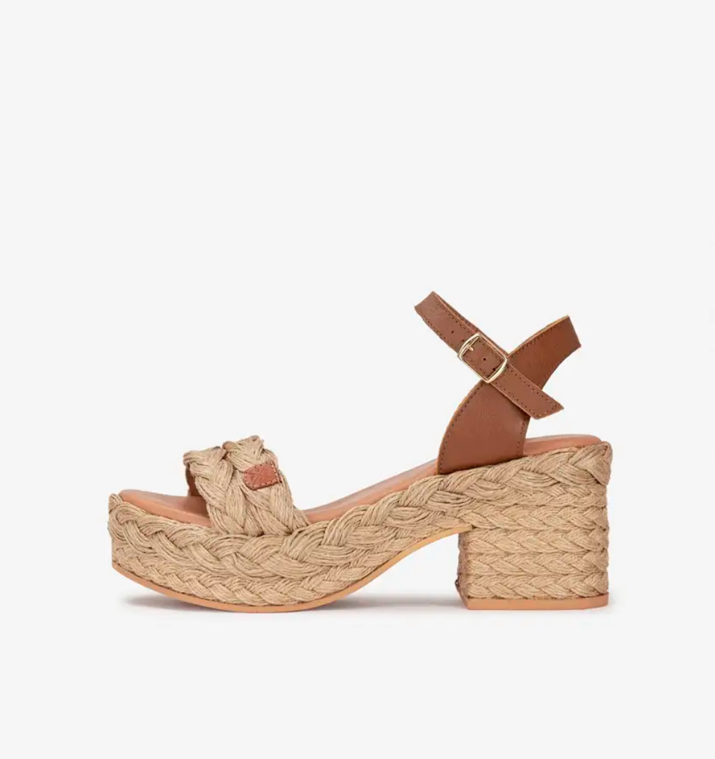 Sandalias de Popa.