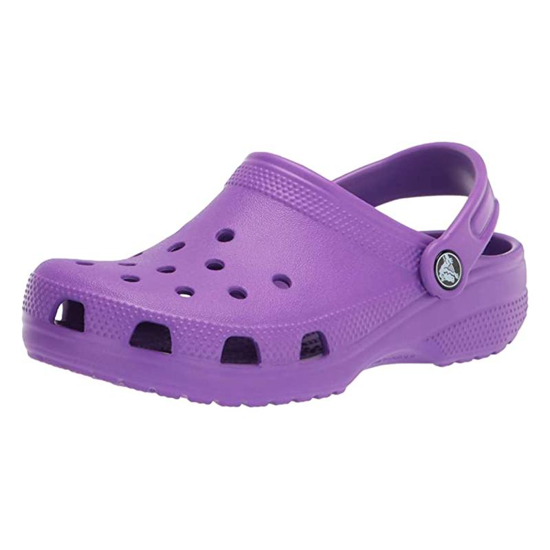 Crocs morados