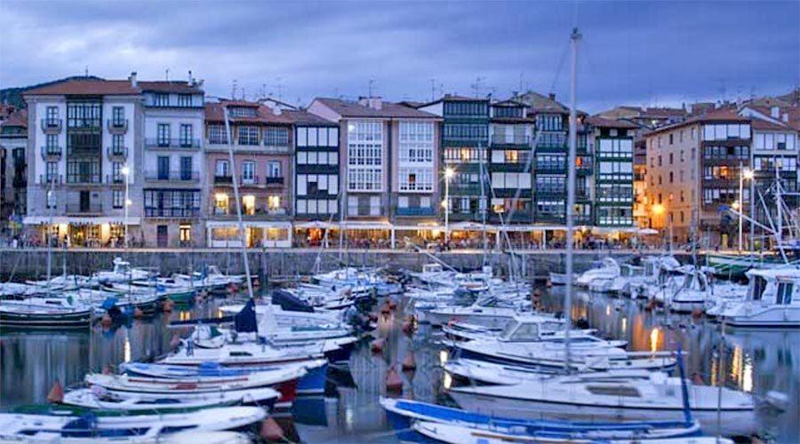 Lekeitio, en Vizcaya.