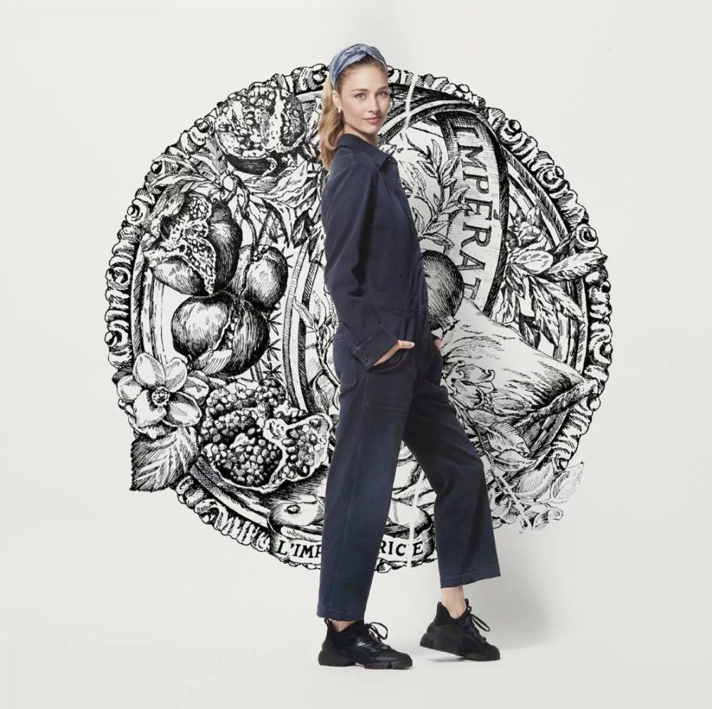 Beatrice Borromeo, nueva embajadora de Dior.