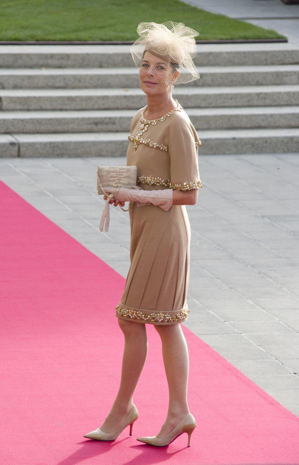 Los mejores looks de Carolina de Mónaco.