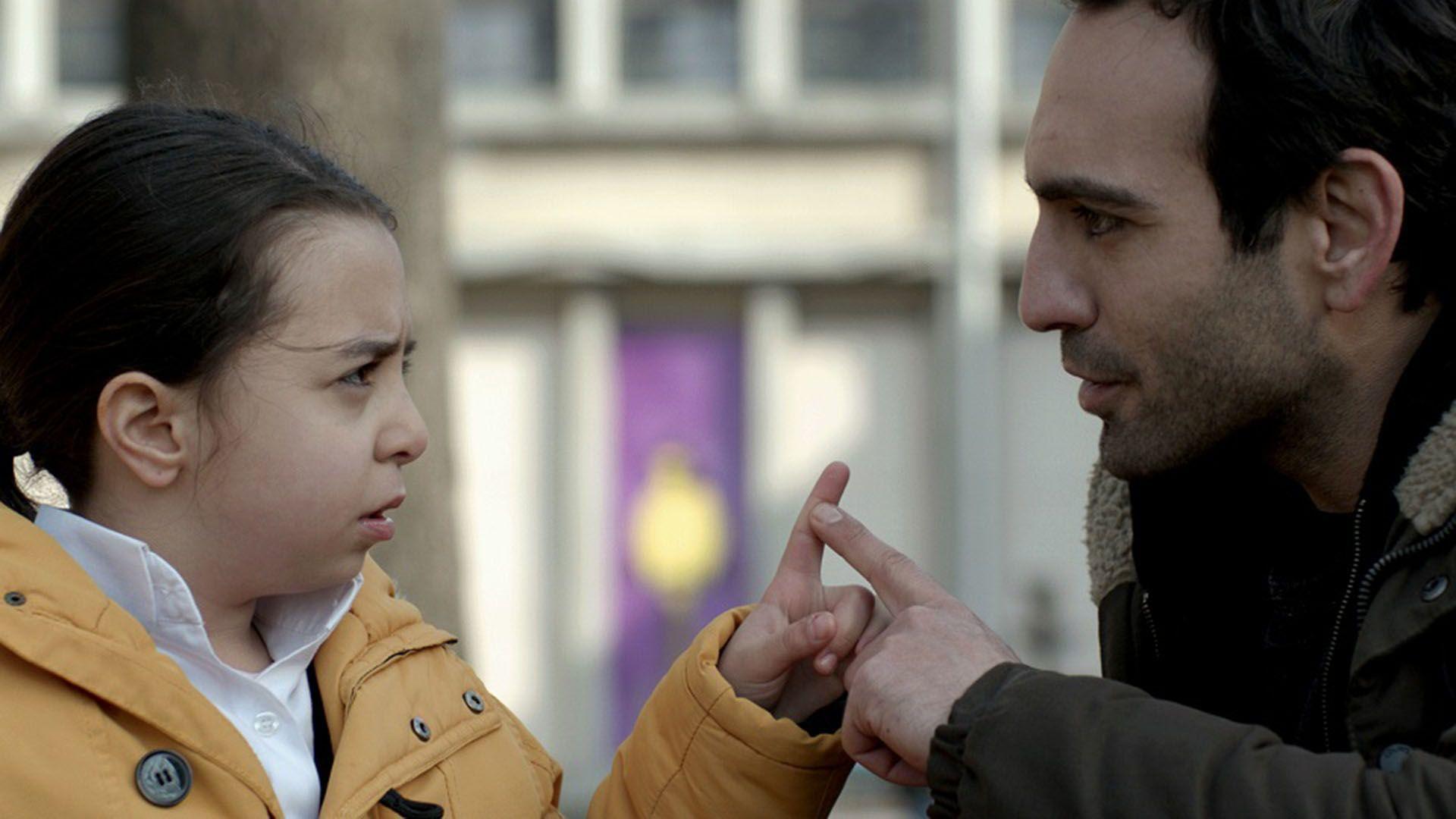 """Fotograma de la serie """"Mi hija"""", de Antena 3."""