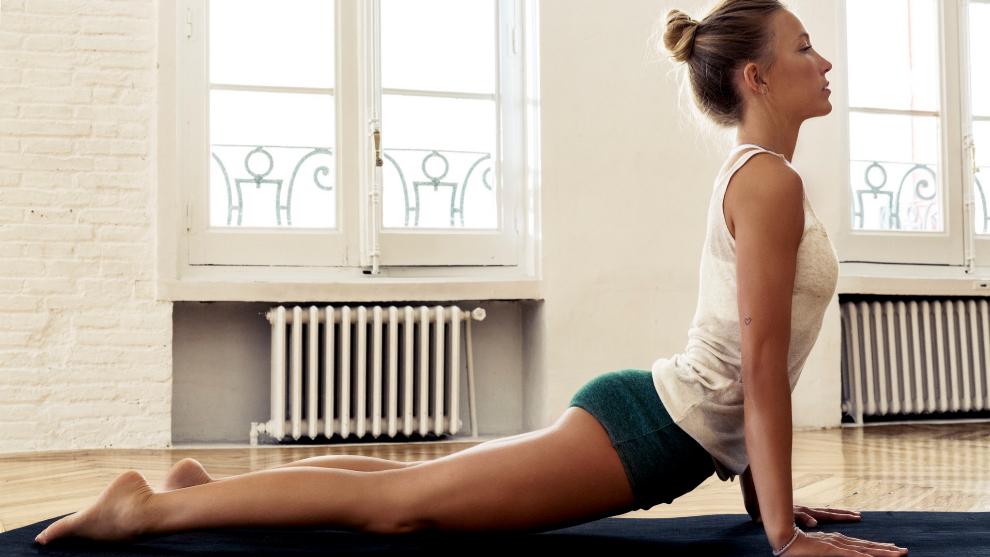 Busca el equilibrio entre amortiguación corporal y estabilidad...