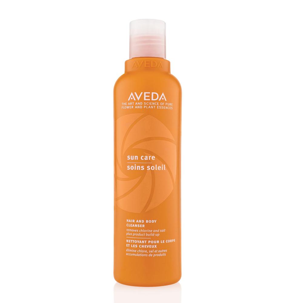 Sun Care Hair and Body Cleanser de Aveda.