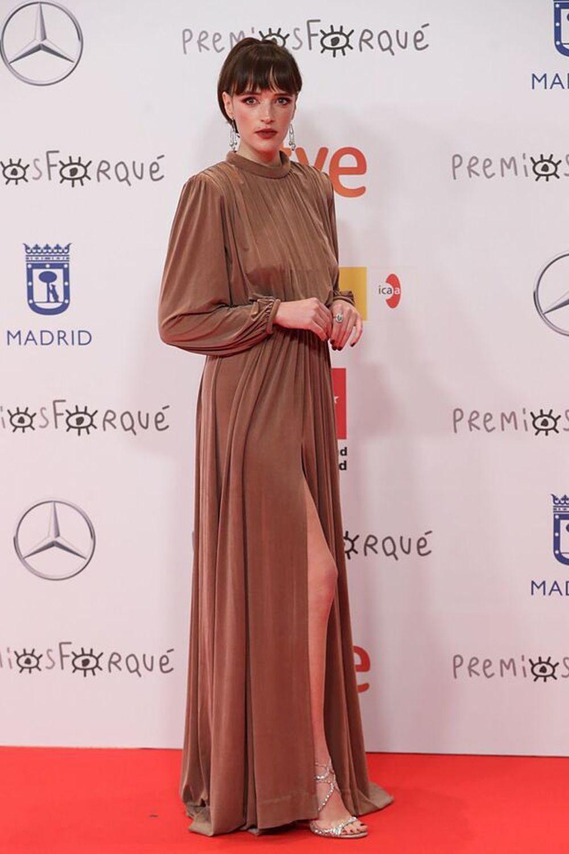 El estilo de Susana Abaitua, la actriz española que causa sensación en Netflix