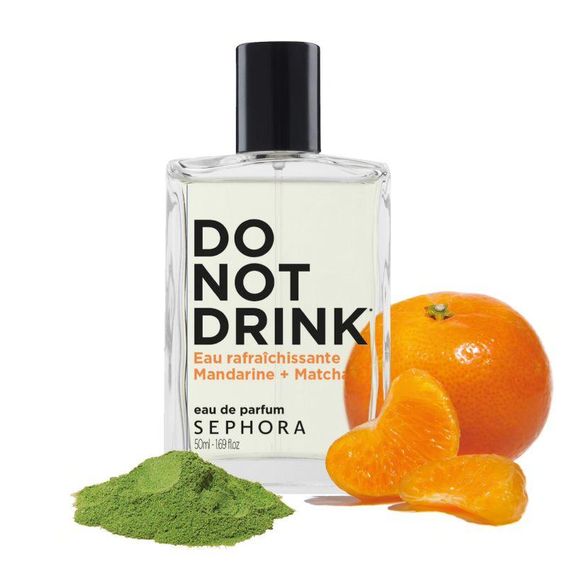DO NOT DRINK Eau De Parfum de Mandarina y Matcha, Sephora
