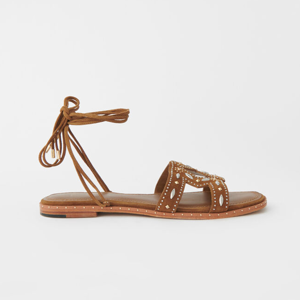 Sandalias de Maje.