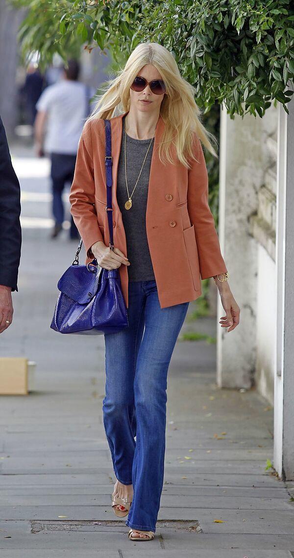 Los mejores looks de Claudia Schiffer