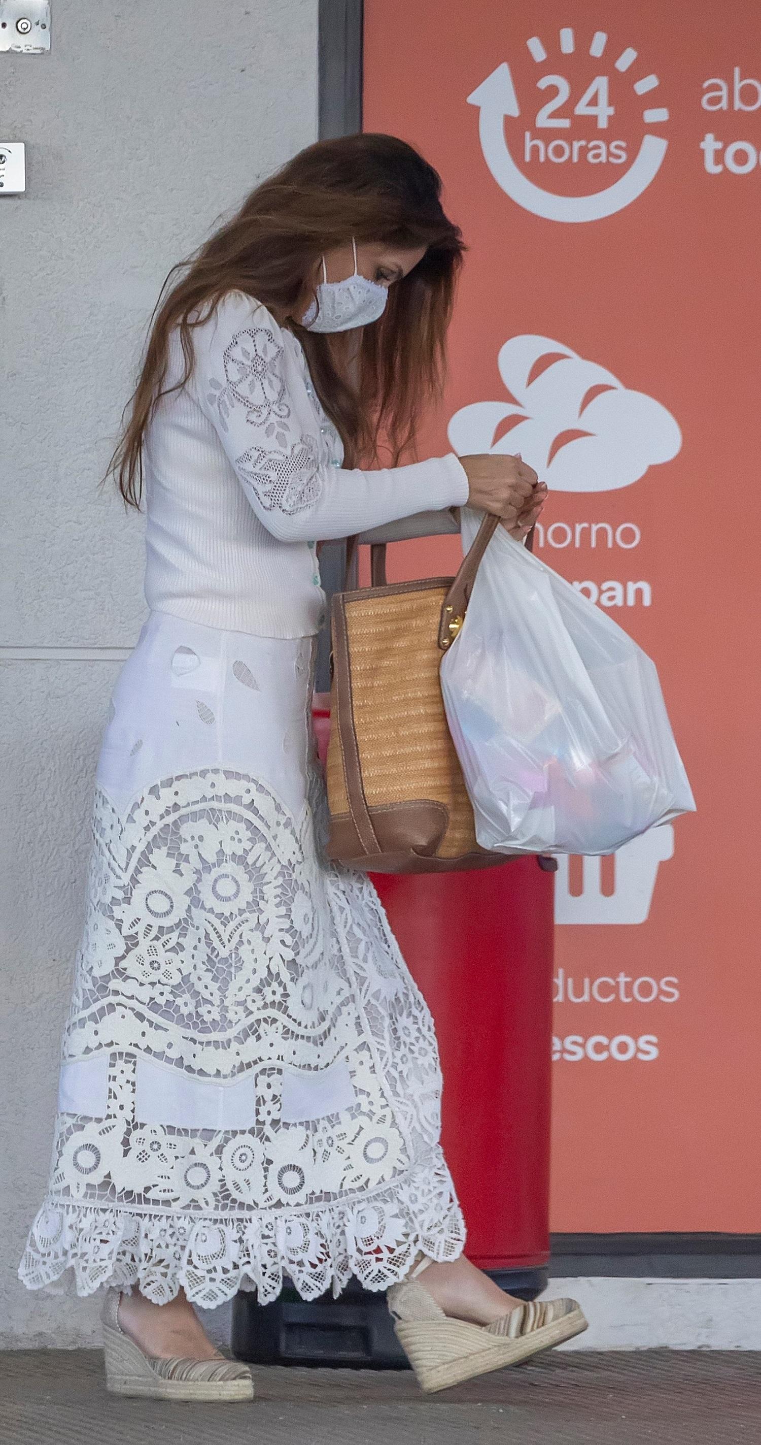 Paloma Cuevas, en Madrid en mayo de 2021.