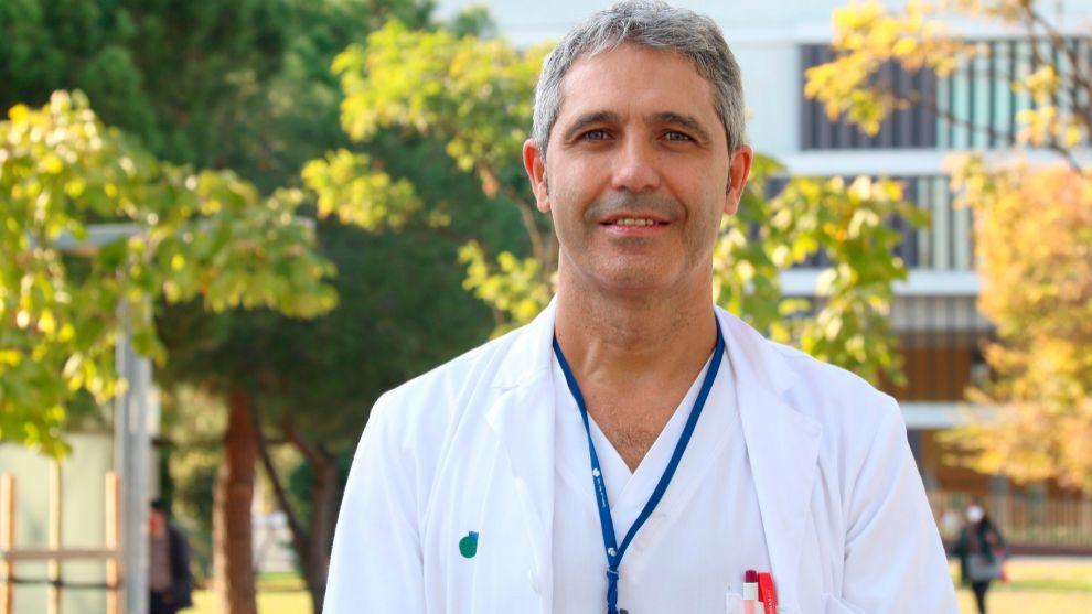 Enrique Casado, reumatólogo