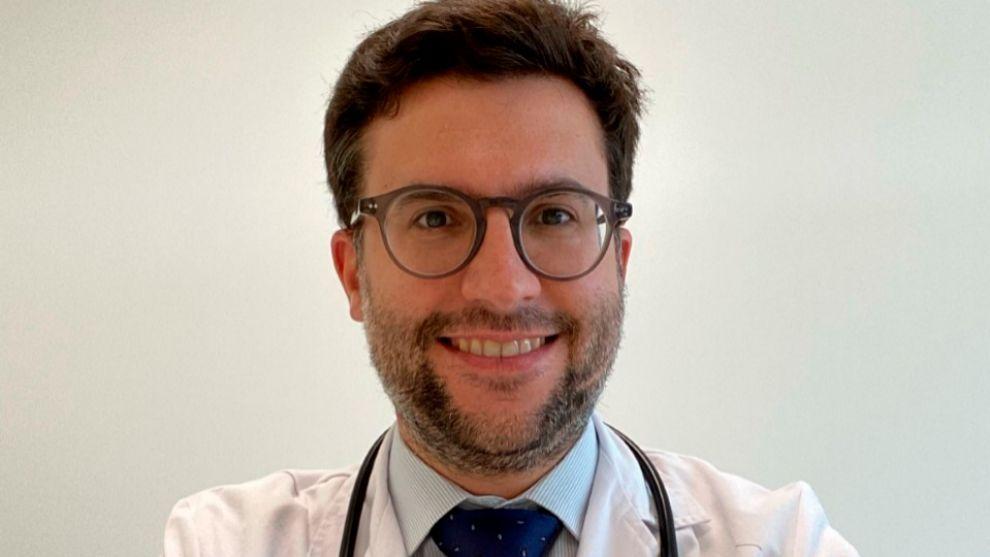 Alfonso Cortés, oncólogo