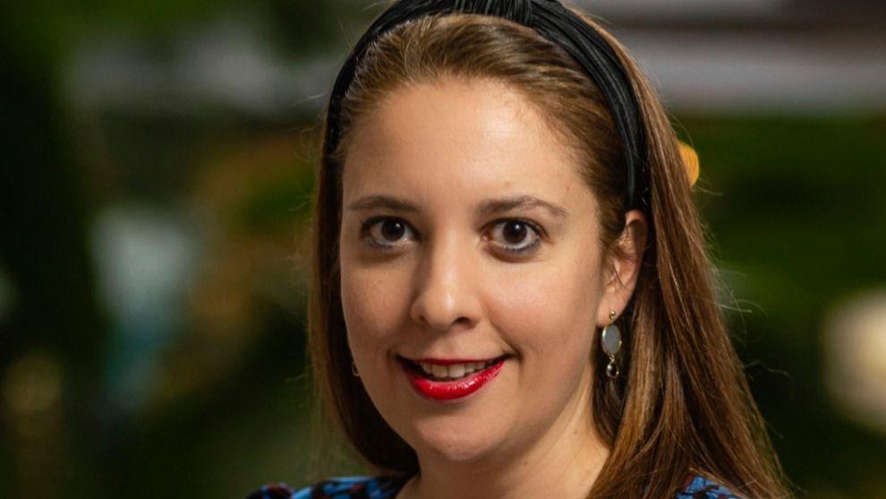 Susana Arias, neuróloga