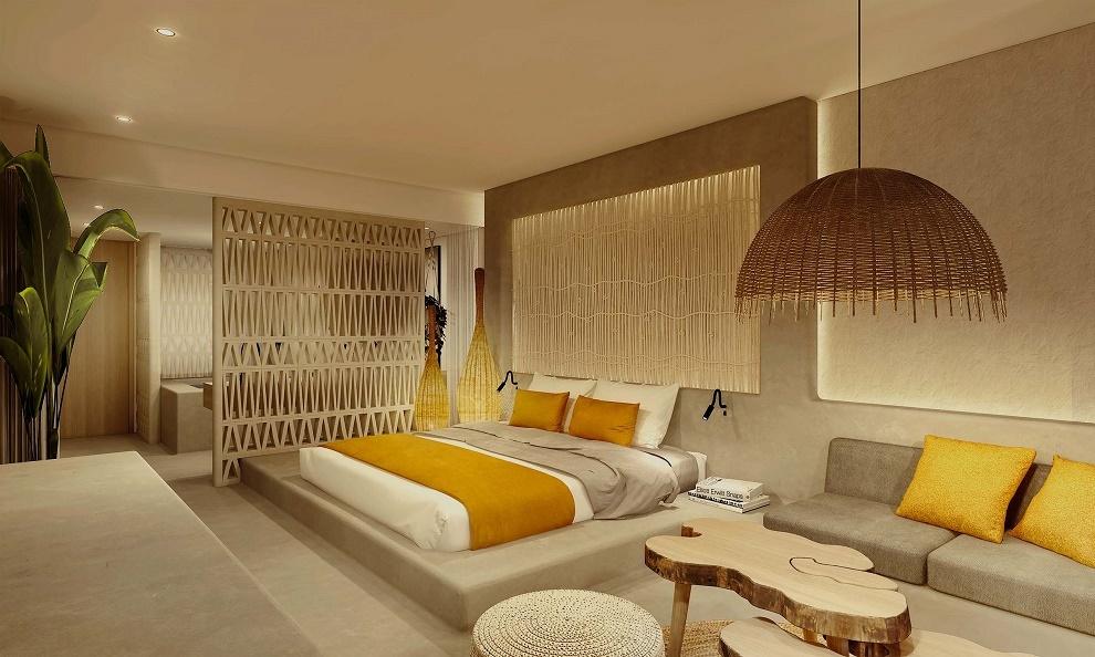 Nativo hotel, en Ibiza