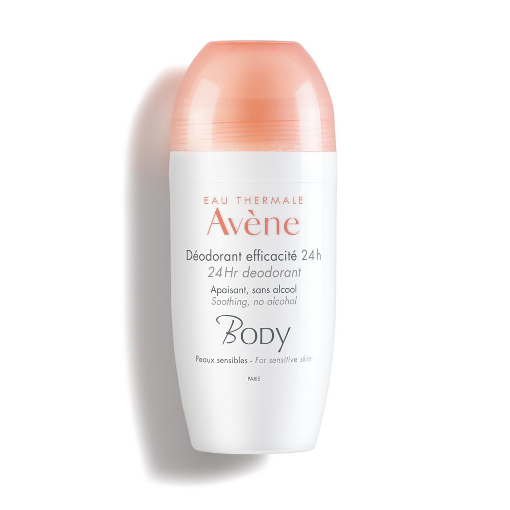 Desodorante Body de Avène.