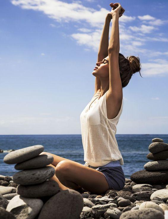 Las aplicaciones son una buena forma de iniciarse en el mundo de la meditación.