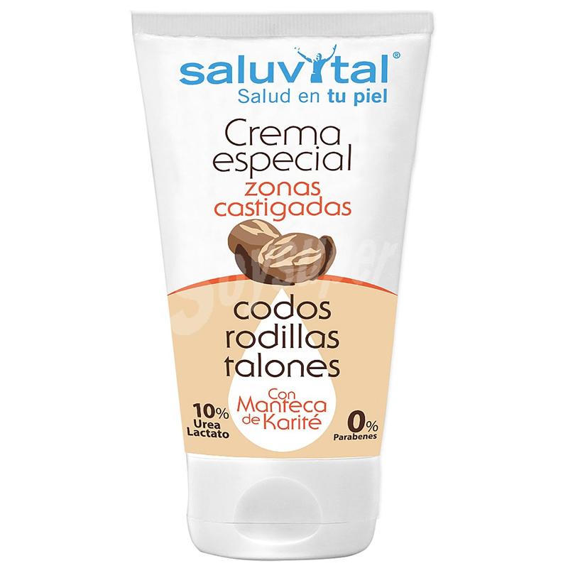 Crema de pies Saluvital de Unidex Farma.