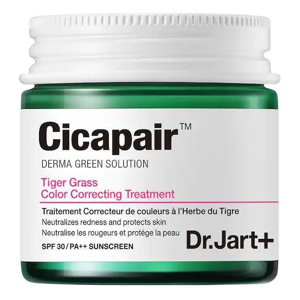 Cicapair Tiger Grass Color Correcting de Dr. Jart +