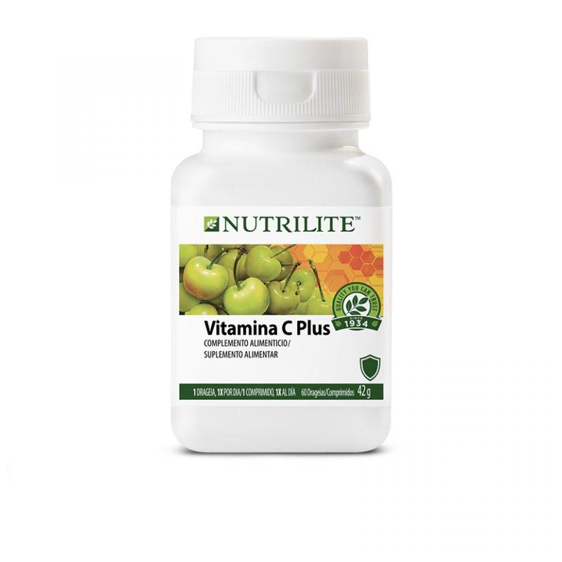 Vitamina C Plus de Nutrilite.